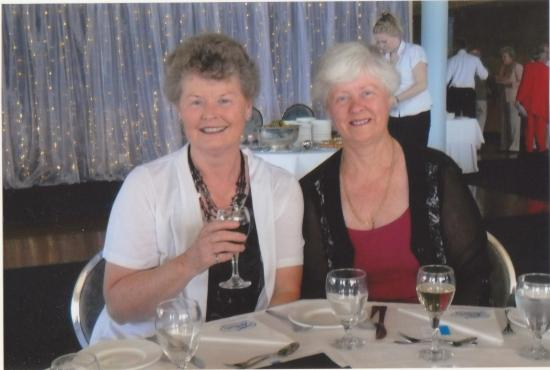 Ivanhoe Holiday Suites: Jennifer and Coralie