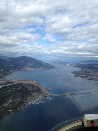 West Kelowna, كندا: Lake Okanagan