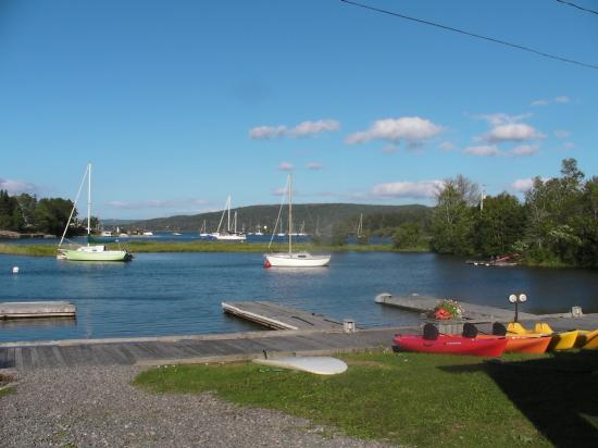 Inverary Resort : Inverary Water Sports Harbour