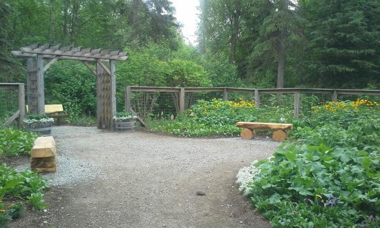 Anchorage Heritage Garden Picture Of Alaska Botanical