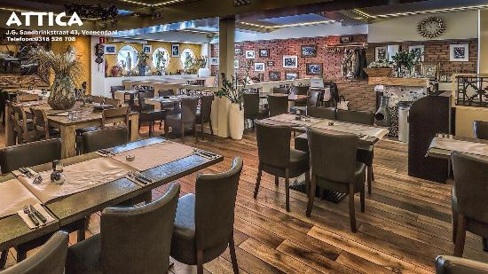 Grieks Restaurant Attica