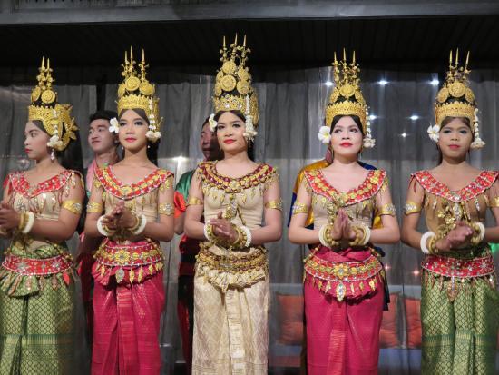 Shinta Mani Shack: Cultural farewell dinner