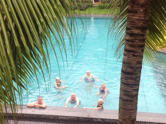 Shinta Mani Shack: Pool fun