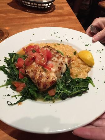Char grilled grouper picture of hot fish club murrells for Hot fish club murrells inlet