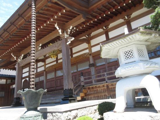 Kongo-ji Temple: 素晴らしい造りです