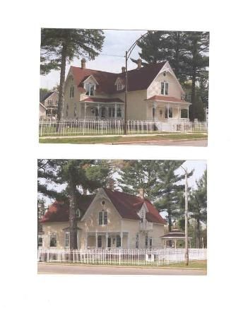 Florence, WI: Suites available in Historic Webb-Judge House
