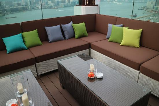 Kapok apartment : Brand New Full Harbour View Rooftop