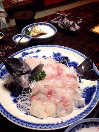 Matsuya: 部屋からの夕陽は絶景、食べ物は最高でした