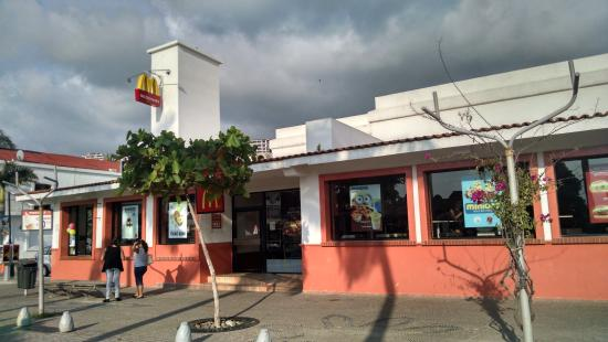 Mc Donald's Malecon