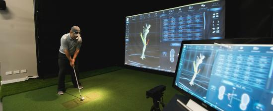 Precision Golf: 3D Golf Lessons