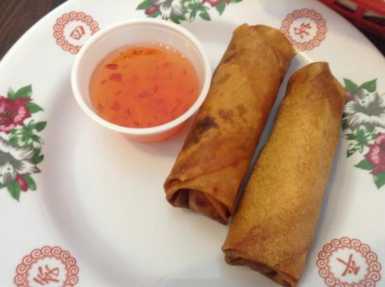 Saigon Cafe Bistro LLC: Egg rolls