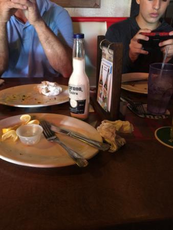 Lone Star Bar & Grill : Was good.