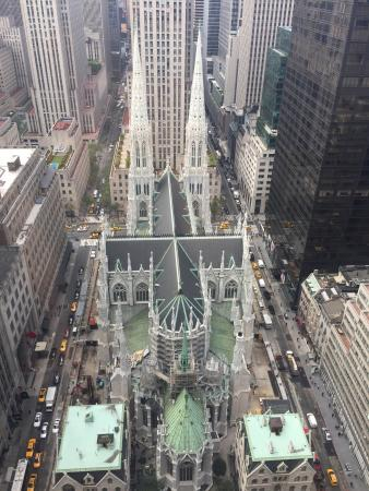 Window View - Lotte New York Palace Photo
