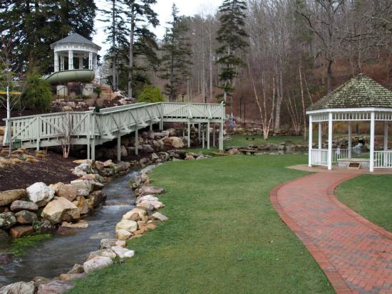 Hot Springs, VA: Recreation area