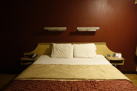 Red Roof Inn Detroit – Dearborn/Greenfield Village : Motel room