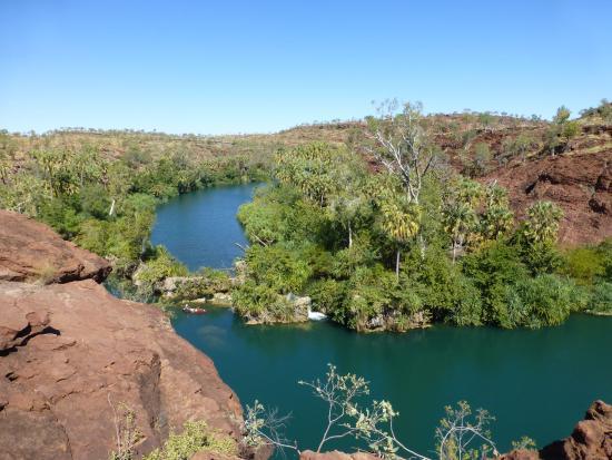 Boodjamulla National Park, ออสเตรเลีย: Lawn Hill Gorge