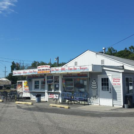 New Gretna, Nueva Jersey: The drivein window