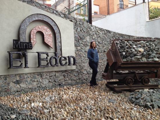 Hotel Baruk Teleferico y Mina: La mina el Eden esta super cerca del hotel