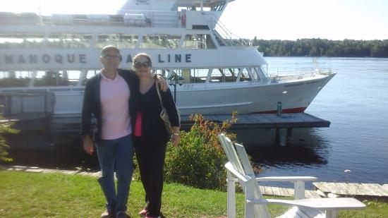 Gananoque, Canadá: Great day