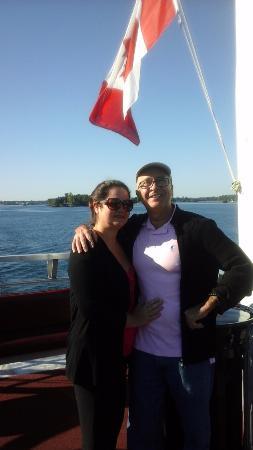 Gananoque, Kanada: Marvelous sailing