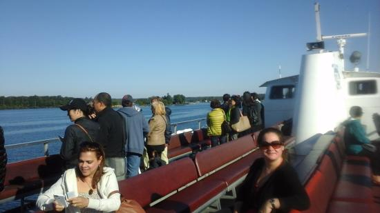 Gananoque, Canadá: With friends