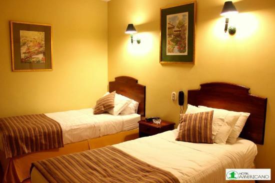 Americano Hotel Arica
