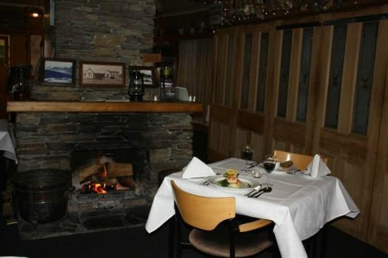 Glenorchy Hotel Ltd Restaurant