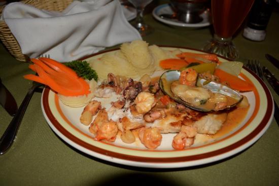 Restaurante & Bbqq El Chicote: Simplemente riquisimo!!!
