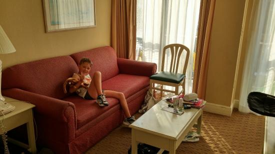 The Enclave Hotel U0026 Suites: 2 Bedroom Kids Quarter Suite (building 2)