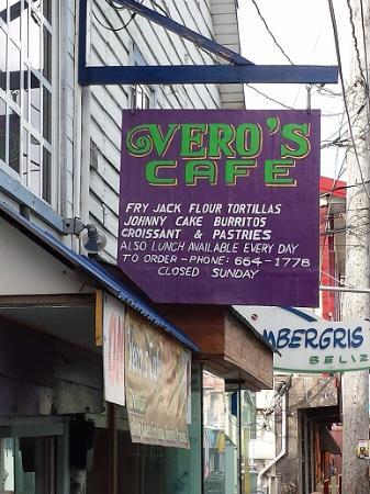 Vero's Cafe