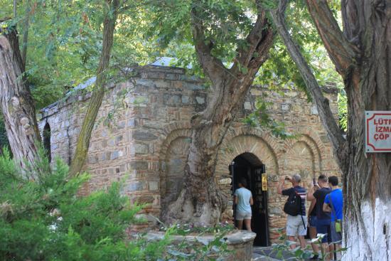 Ephesus Deluxe Tours: Mary's House