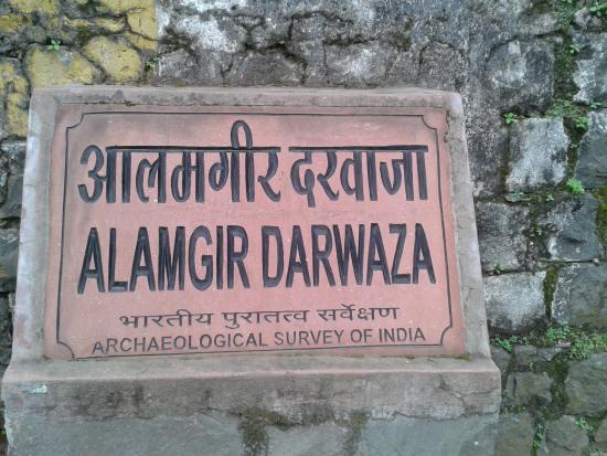 Darwazas of Mandu