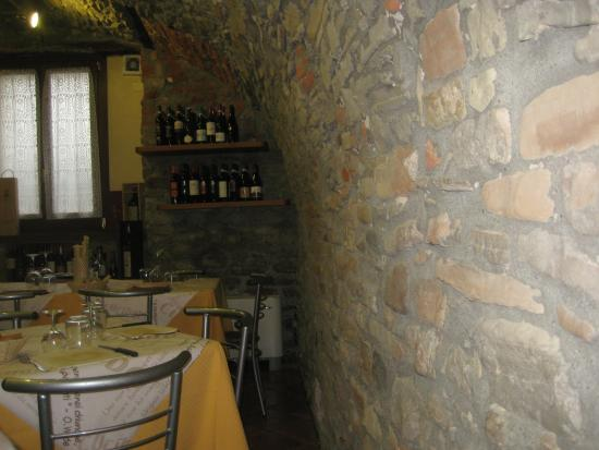 La Casa di Bacco : Beautiful walls