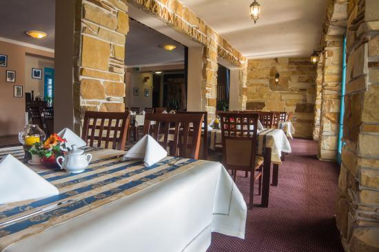 Hotel Cyprus: Restauracja