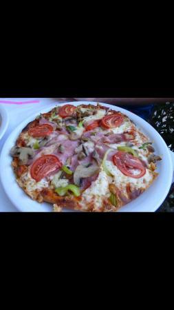 Taverna Pizza Jimmy's : Delicious Pizza