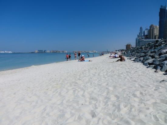 Amwaj Rotana Jumeirah Beach Nedanför Hotellet