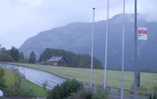 Zurique, Suíça: Кемпинг Buosingen (рядом с Люцерном)