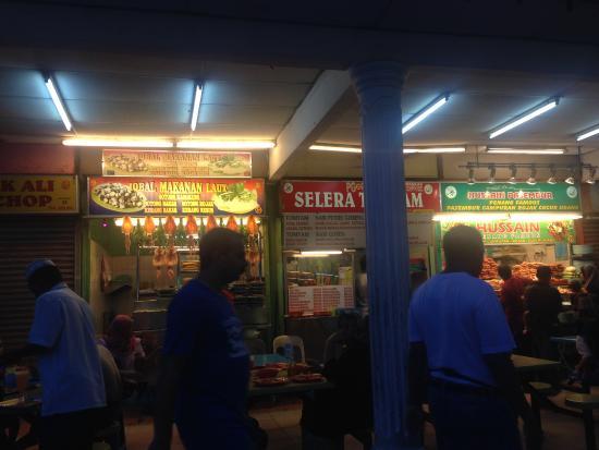 Esplanade Food Court Penang