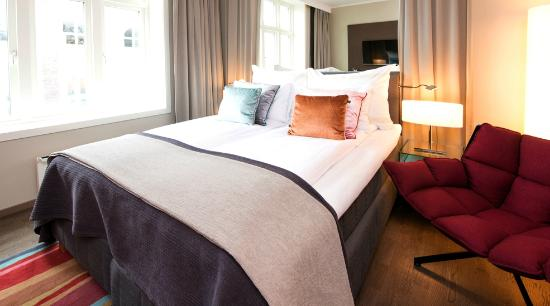 Clarion Hotel Admiral : Double room