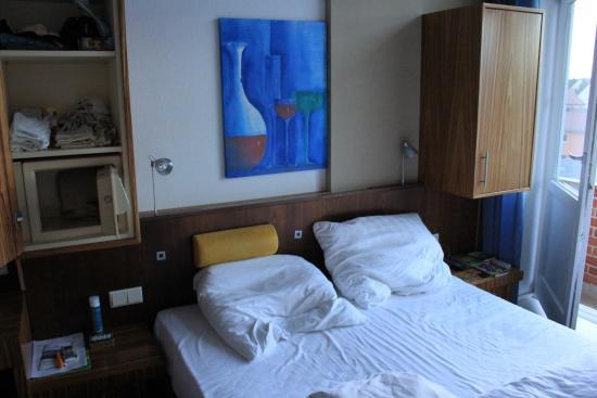Hotel am Schlosspark: Ausreichend Platz in den Zimmern