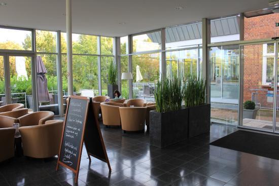 Hotel am Schlosspark: Empfang