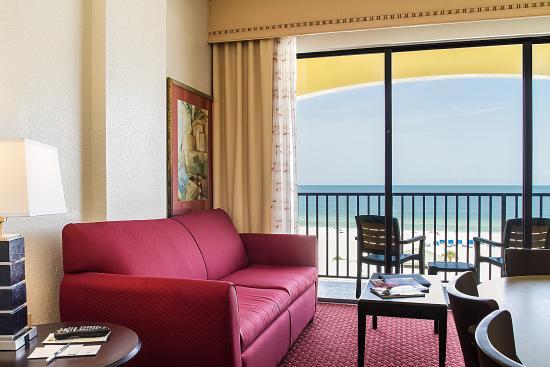 سيراتا بيتش ريزورت: Queen Suite Beachview