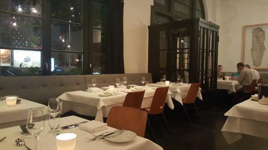 Restaurant Richard: salle de restaurant