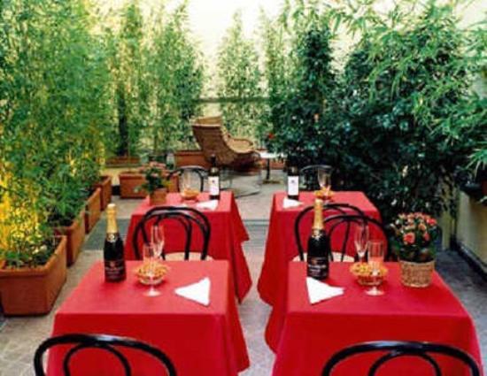 EuroHotel: Gastronomy
