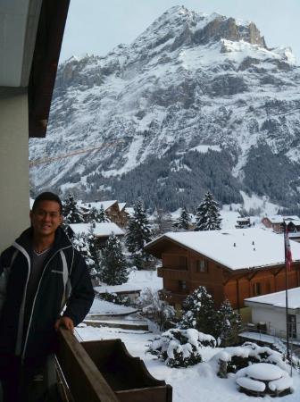 Hotel Restaurant Alpina Grindelwald 사진