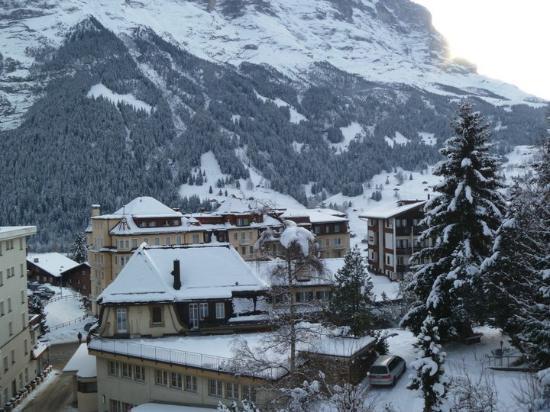 Hotel Restaurant Alpina Grindelwald: Hotel Alpina