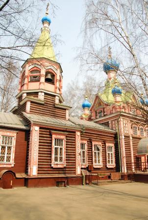 Sacred Troitskiy Temple