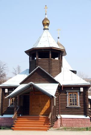 Храм Святого Иннокентия митрополита Московского
