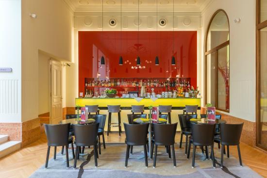 K+K Hotel Central: Bar Bistro