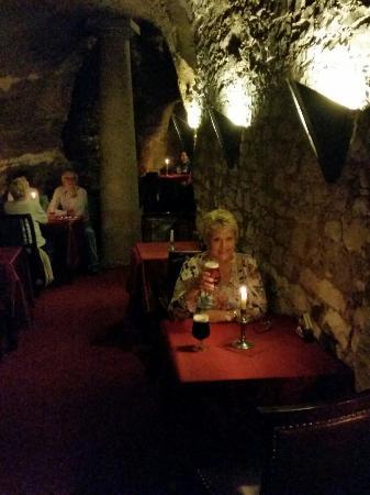 Great meal & atmosphere